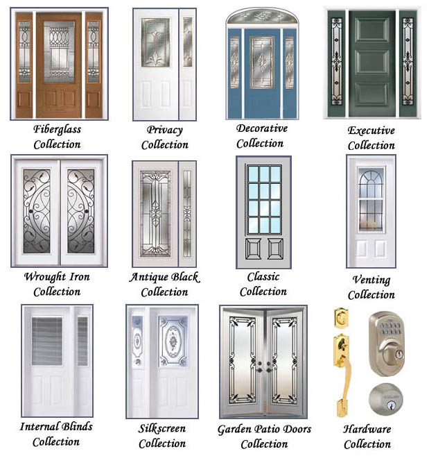 Front Door Styles Collections